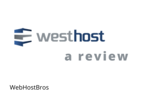 westhost review
