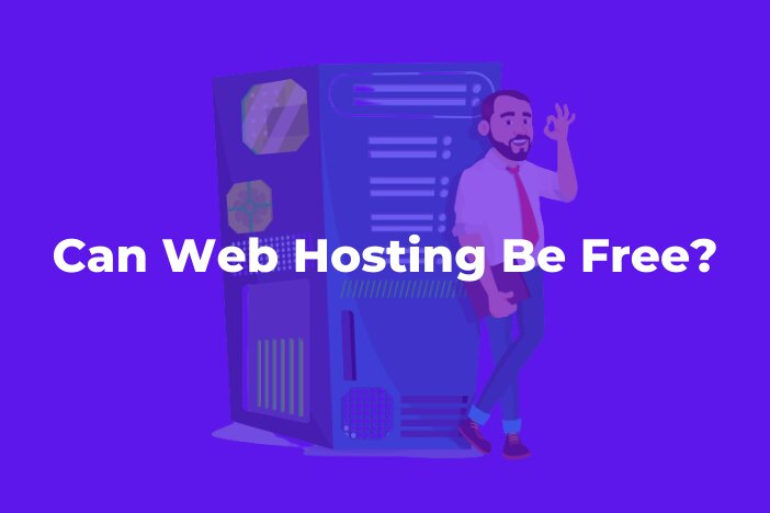 Can I Get Web Hosting For Free_